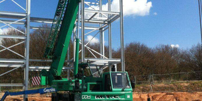 PPM ATT 400 Mobile Cranes